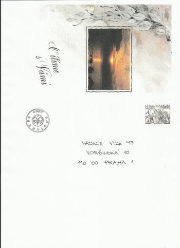 Kondolenční list