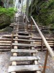 Jsou dlouhý schody do nebe
