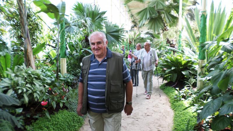 Zájezd důchodci